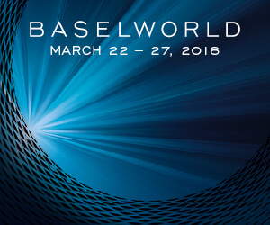 promote with benchpeg basel world 2017