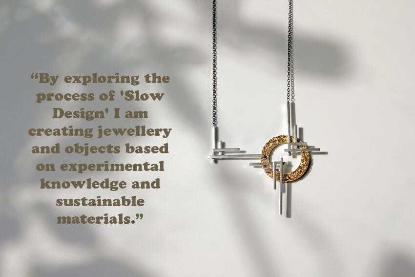 3c2d67e5d Elisavet Messi- Essential Jewellery focusing on Sustainability