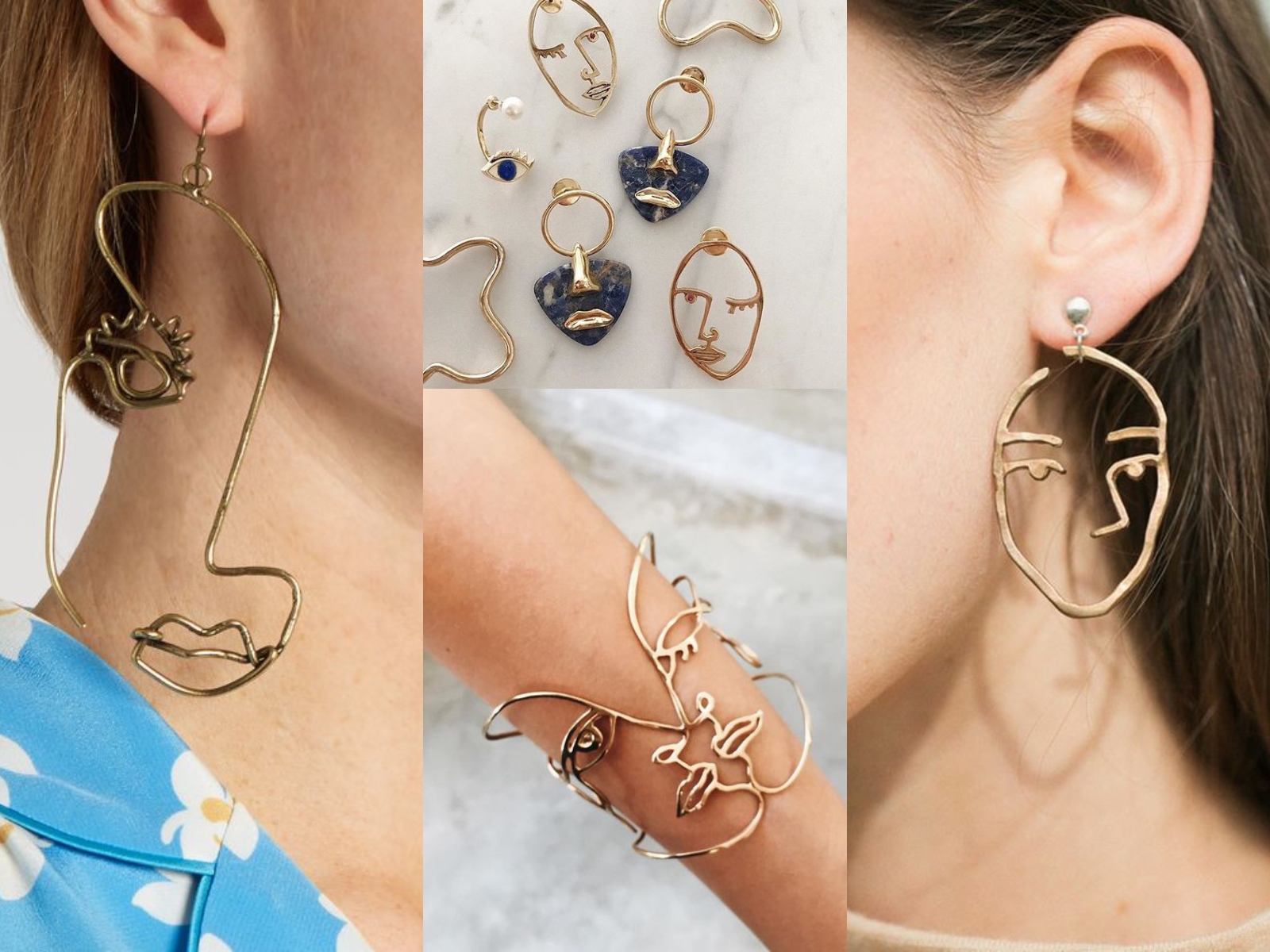 Benchpeg | What's In A Face: Jewellery With A Personality
