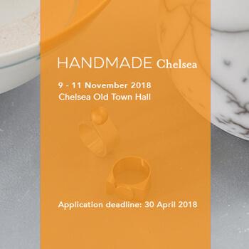 Call for Applications: Handmade Chelsea 2018