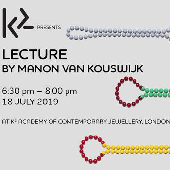 Lecture By Manon Van Kouswijk