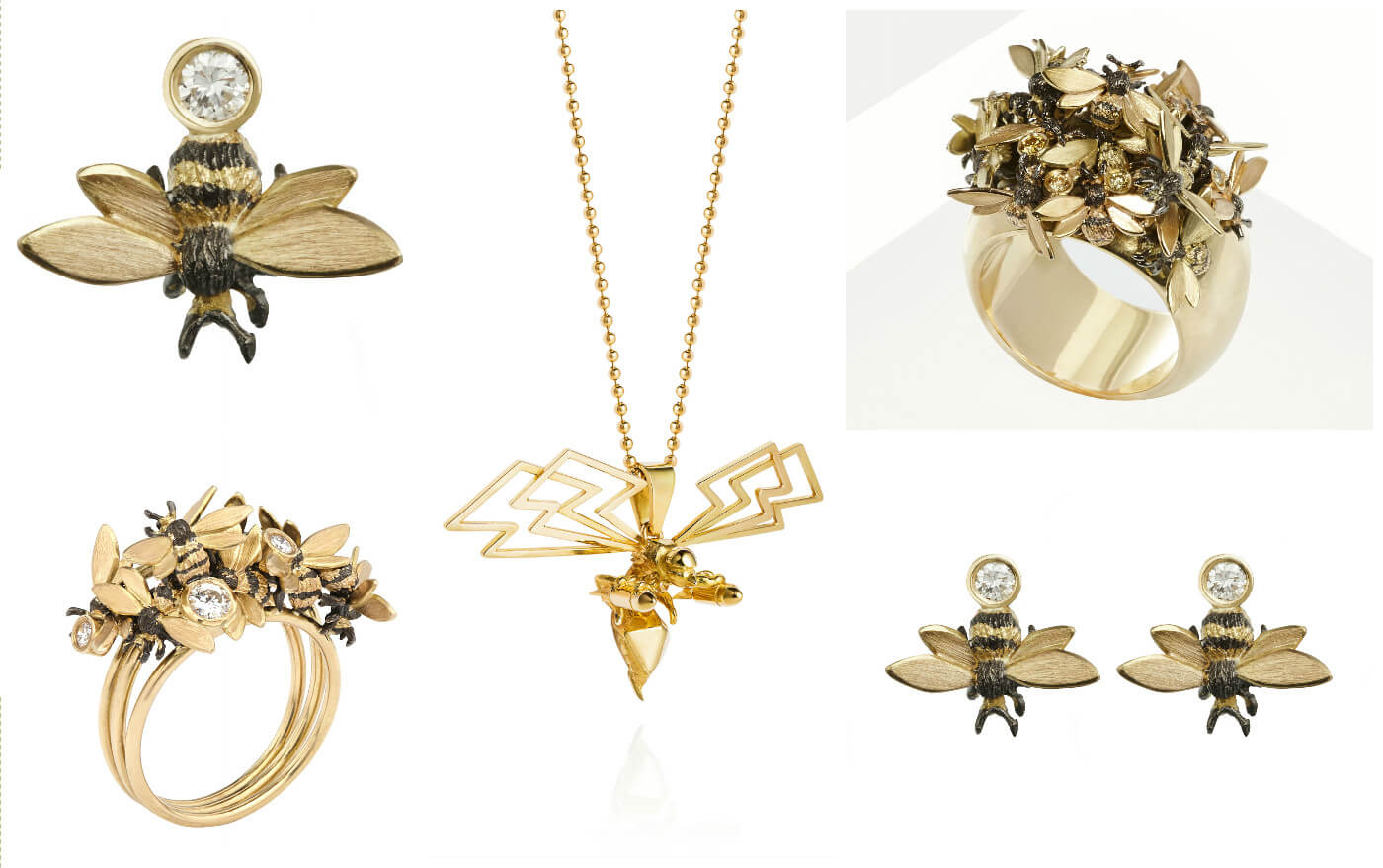 Max Danger Is A Danish Born Jewellery Designer And Craftsman Self Confessed Gold Obsessive Who Has Retion For Innovative Striking Pieces Of